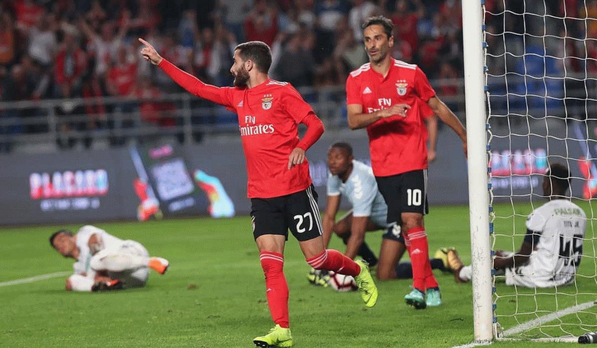 Dois craques que valem milhões e que Vieira não quis no Benfica por tostões