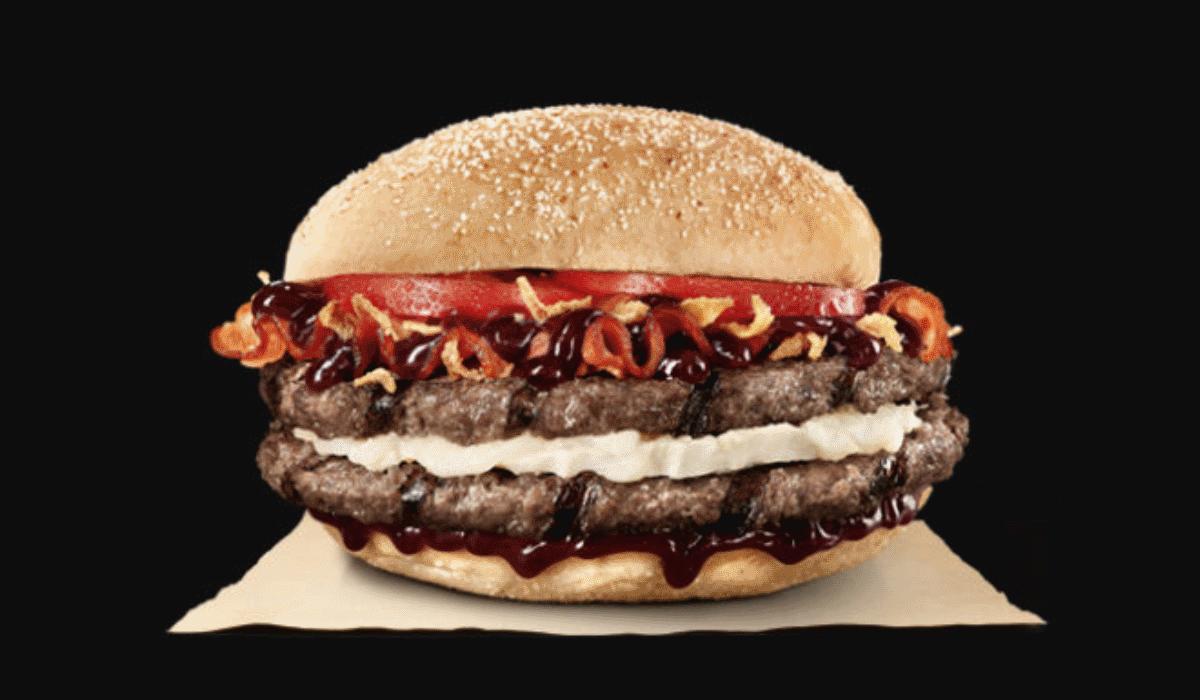 Burger King lança hambúrgueres para quem deseja comer uísque e cerveja