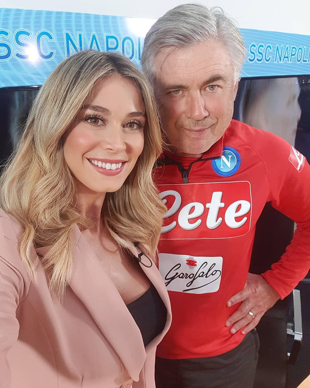 Diletta Leotta, a jornalista italiana que deixa os jogadores de boca aberta