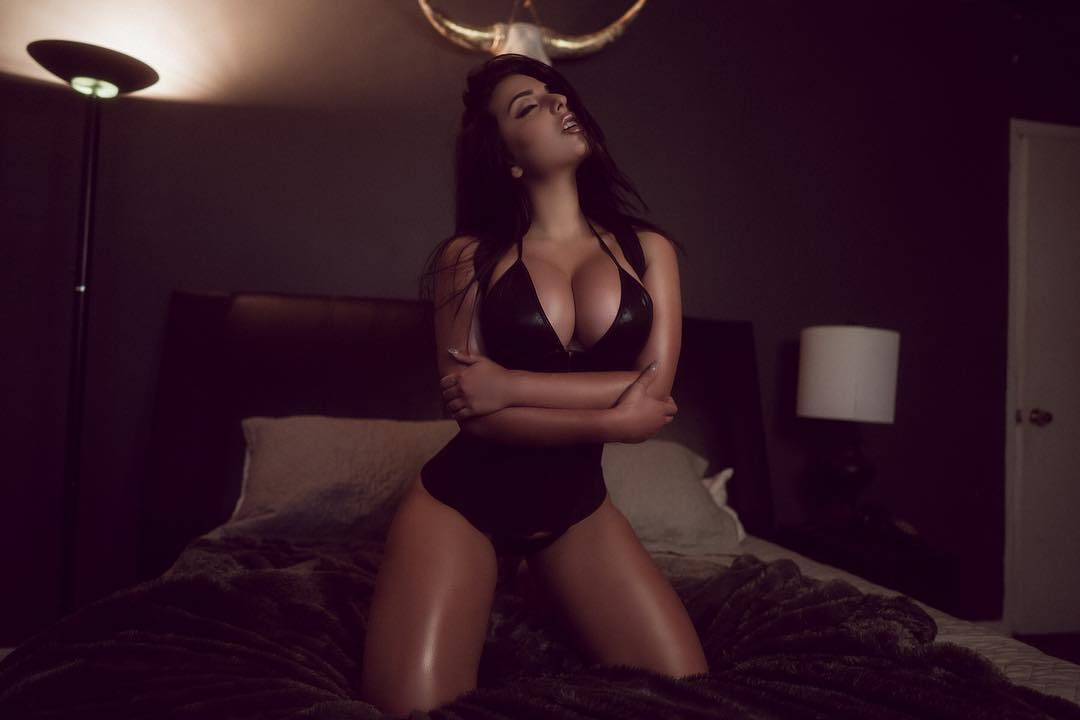 Drisana Sharma, a modelo de sangue português que diz que Cristiano Ronaldo é o homem da sua vida