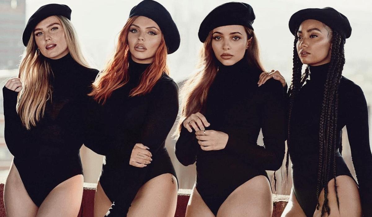 Jade, Perrie, Leigh-Anne e Jesy, as cantoras convidadas a seduzir grandes nomes da música