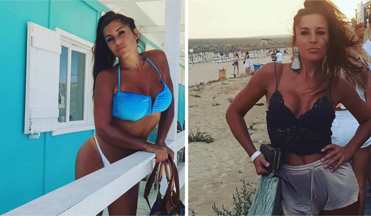 Sensualidade, disse ela. Sandra Figueiredo é a nova aposta da TVI
