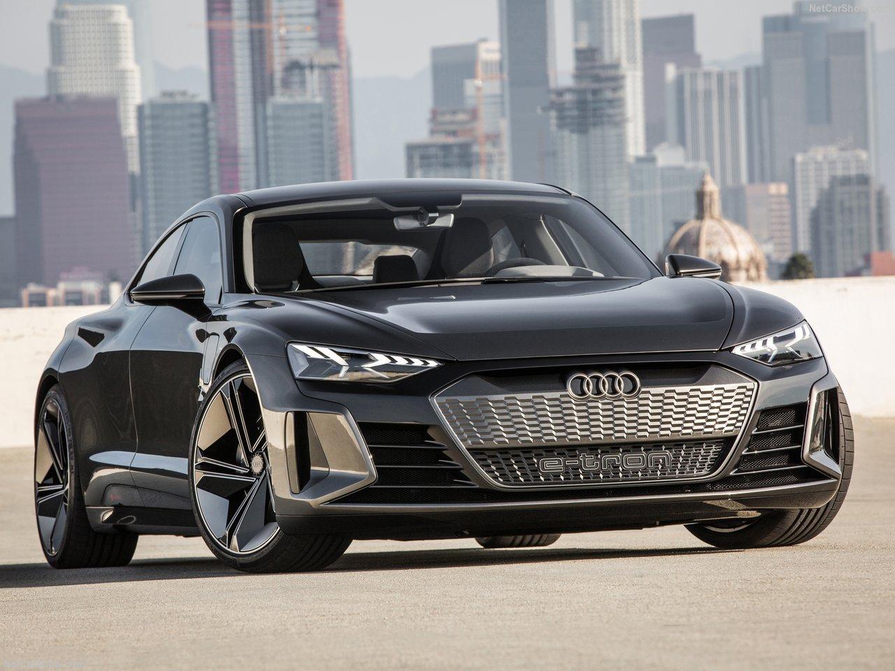 Audi e-tron GT, o elétrico que vai dos 0 aos 100 km/h em apenas 3,5 segundos