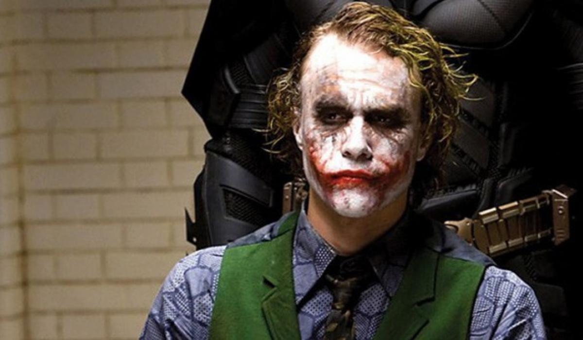 """Heath Ledger quase matou colega em """"Cavaleiro das Trevas"""""""