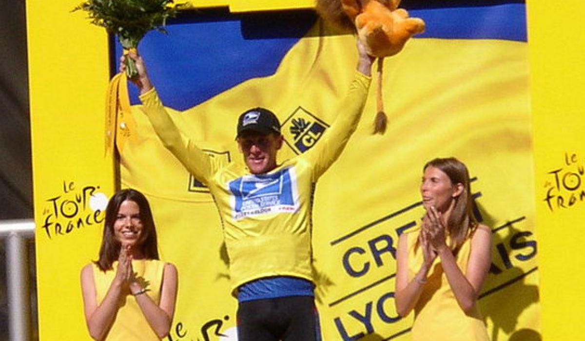 Lance Armstrong e como a Uber salvou a família dele