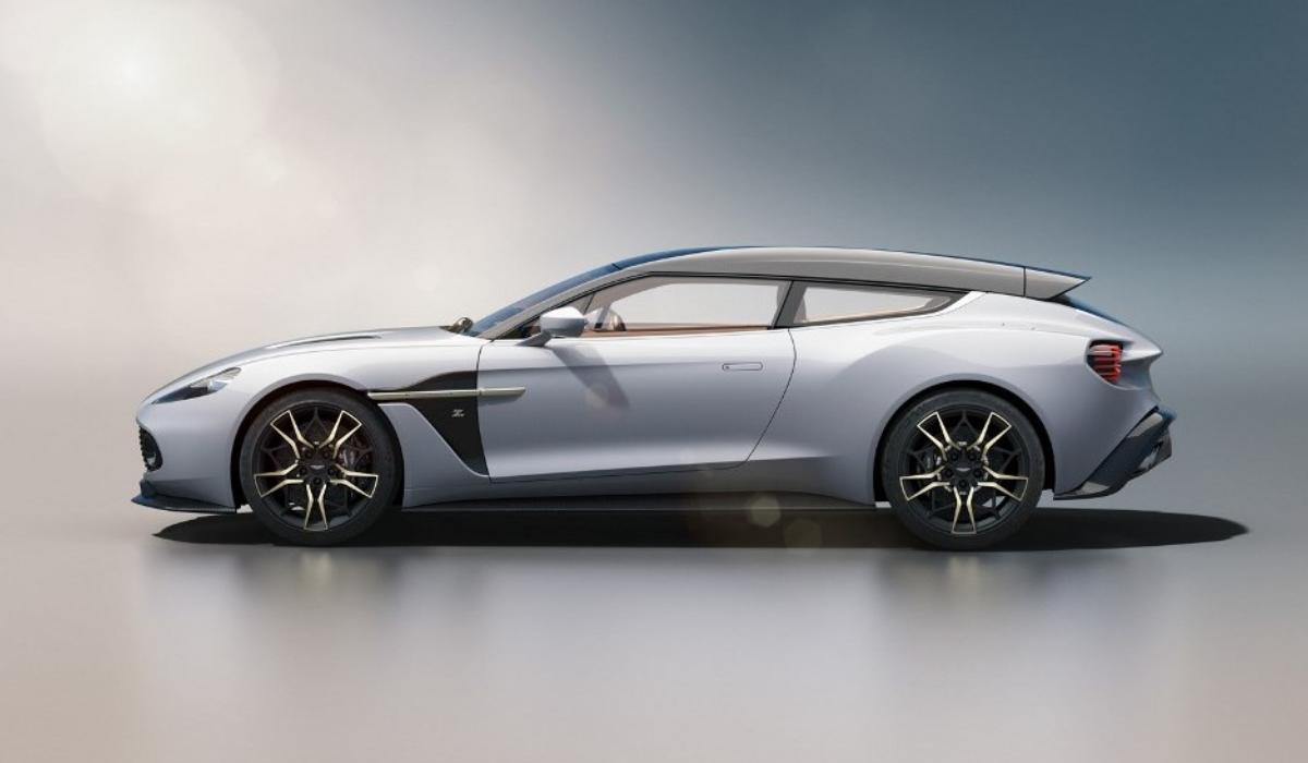 Aston Martin partilha imagens daquele que pode ser o novo carro de 007