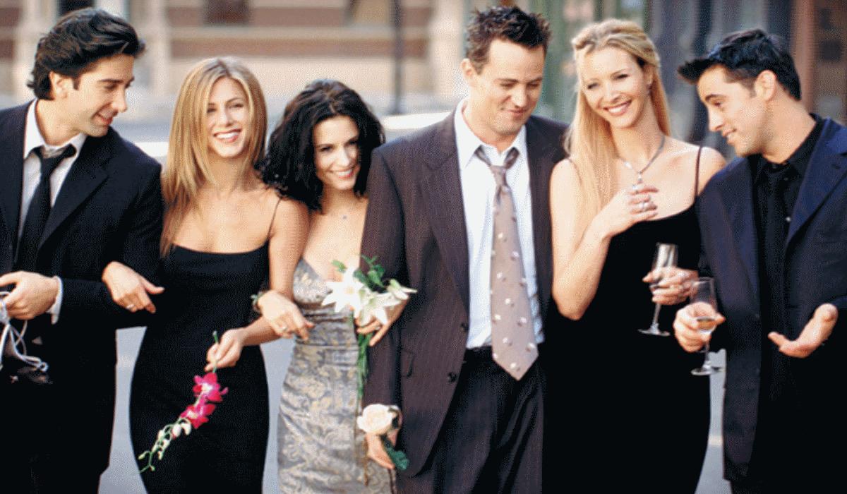 """Netflix gasta mais de 88 milhões de euros para manter """"Friends"""" no catálogo em 2019"""