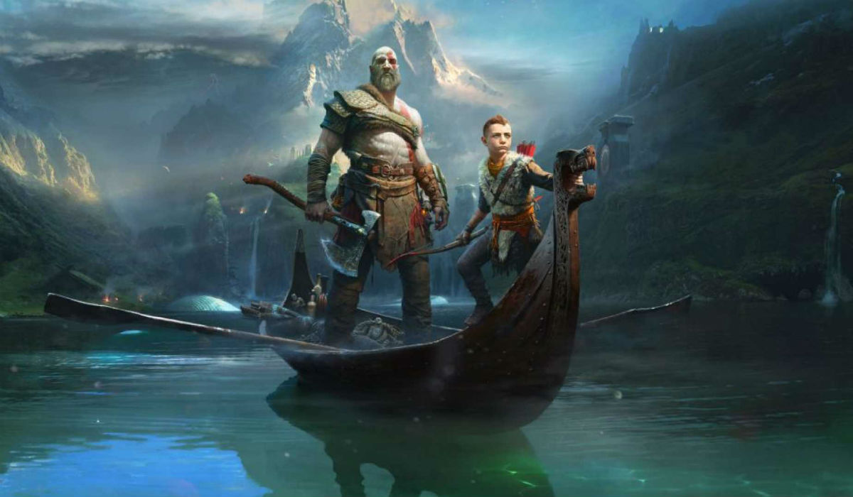 """God of War"" é o Jogo do Ano"