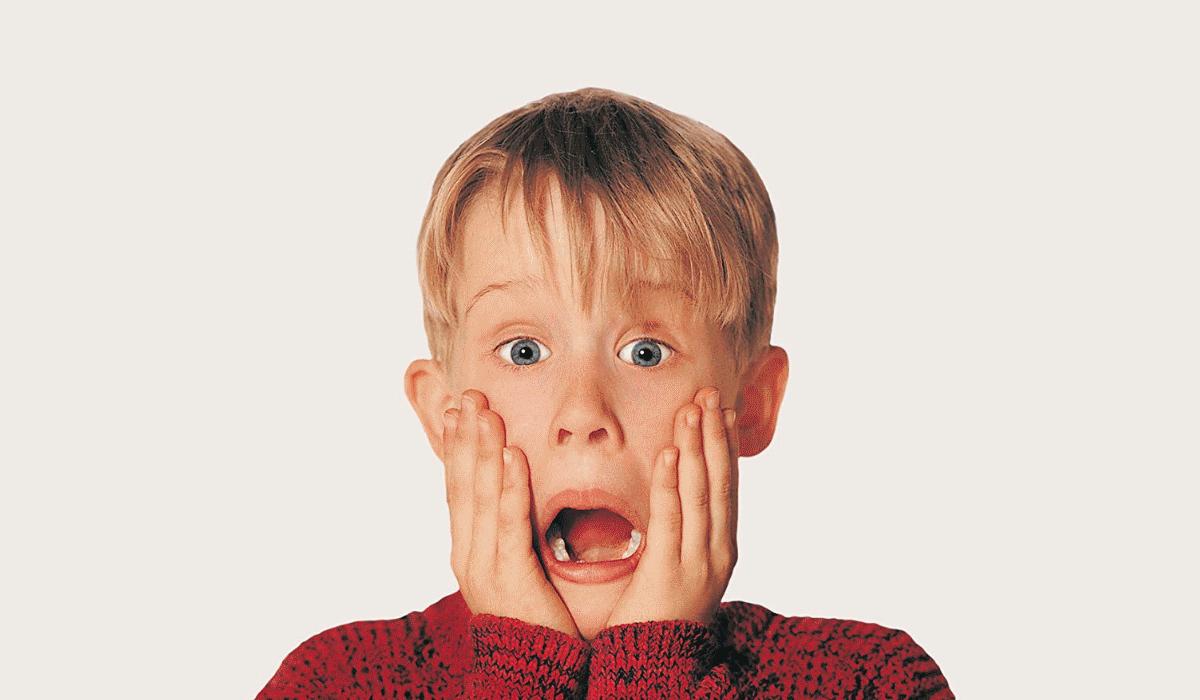 Macaulay Culkin volta a ficar sozinho em casa, 28 anos depois