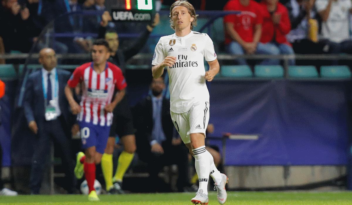 Luka Modric faz história e acaba com reinado de 10 anos de Cristiano Ronaldo e Lionel Messi