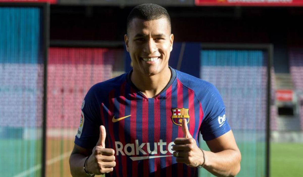 Murillo, o reforço do FC Barcelona que nem a Valverde parece agradar