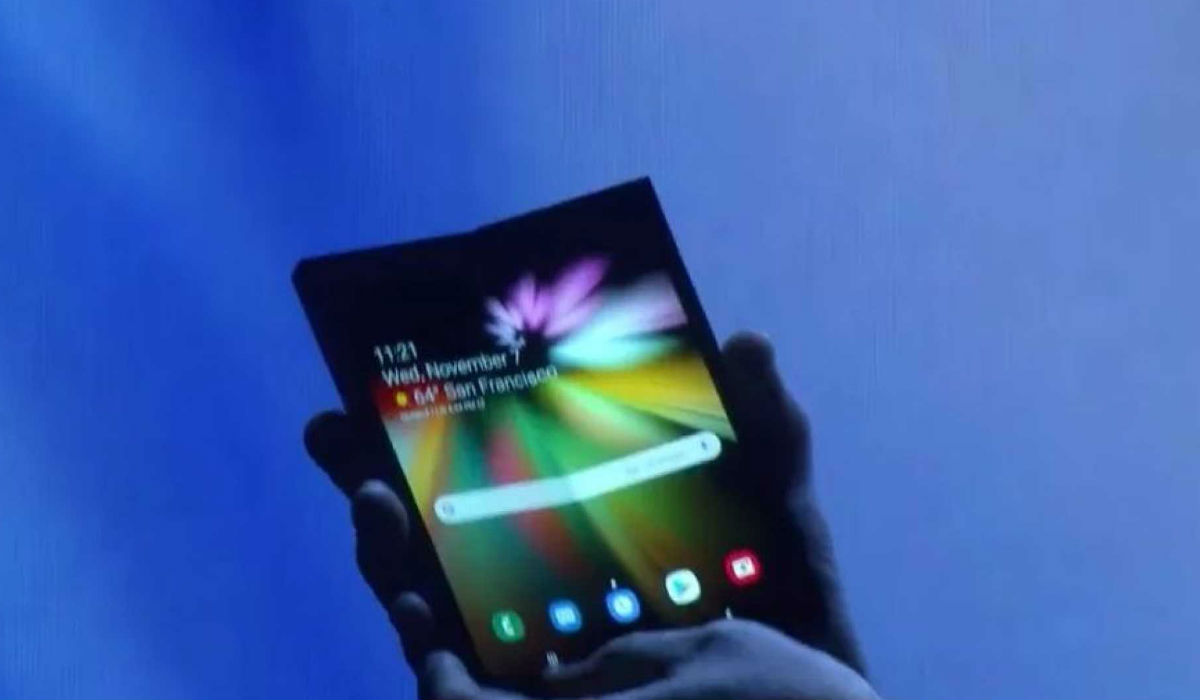 O telemóvel mais caro de sempre da Samsung chega no primeiro trimestre de 2019