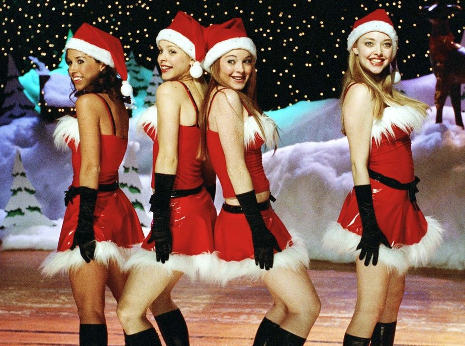 Rosie Oliveira e outras três Miss Bumbum celebram o Natal em modo giras e terríveis