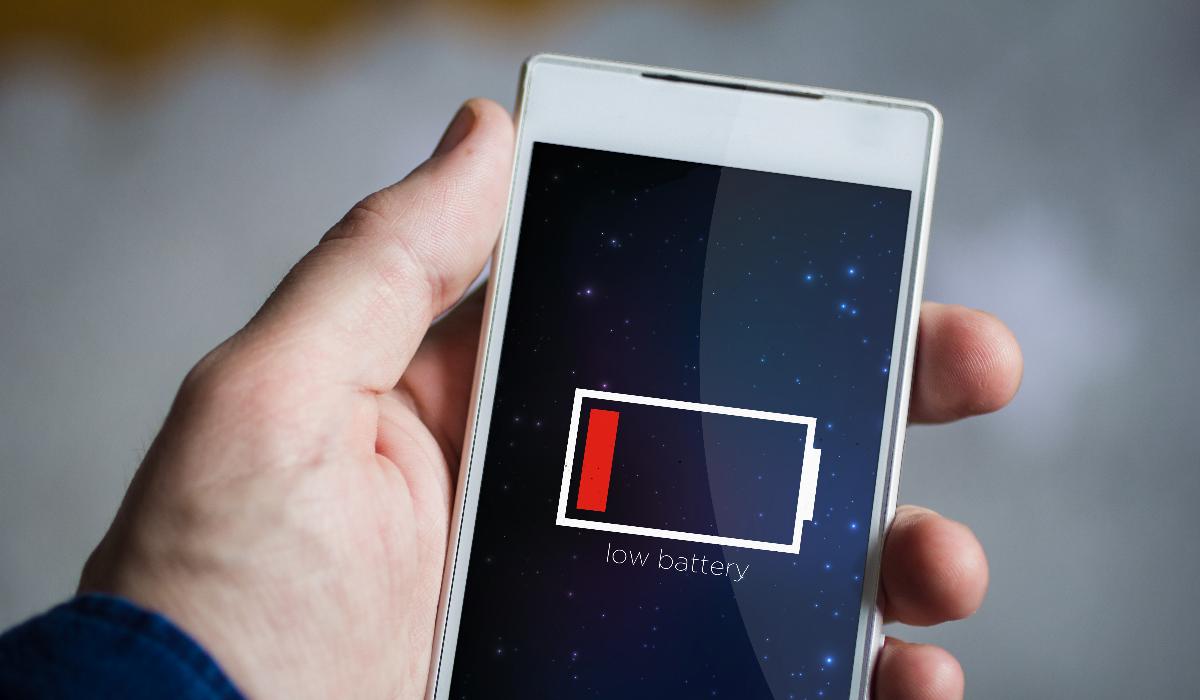 Estes são os 5 smartphones com maior autonomia de bateria