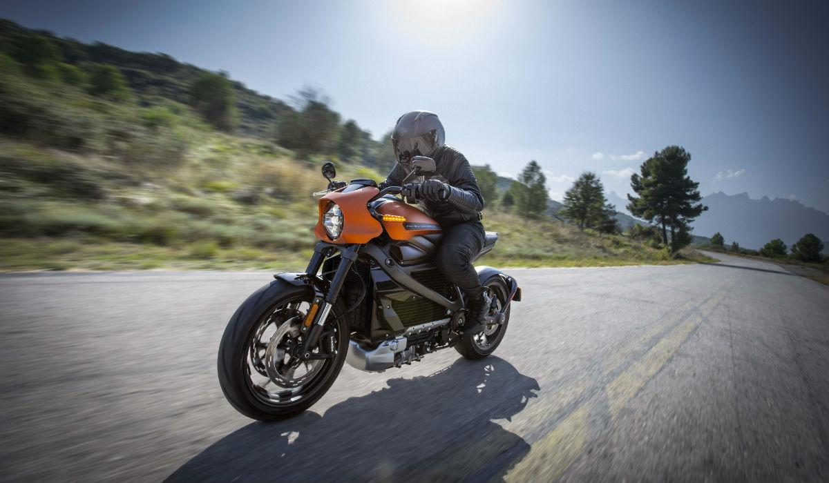 5 coisas que precisa de saber sobre a LiveWire, a primeira moto elétrica da Harley-Davidson