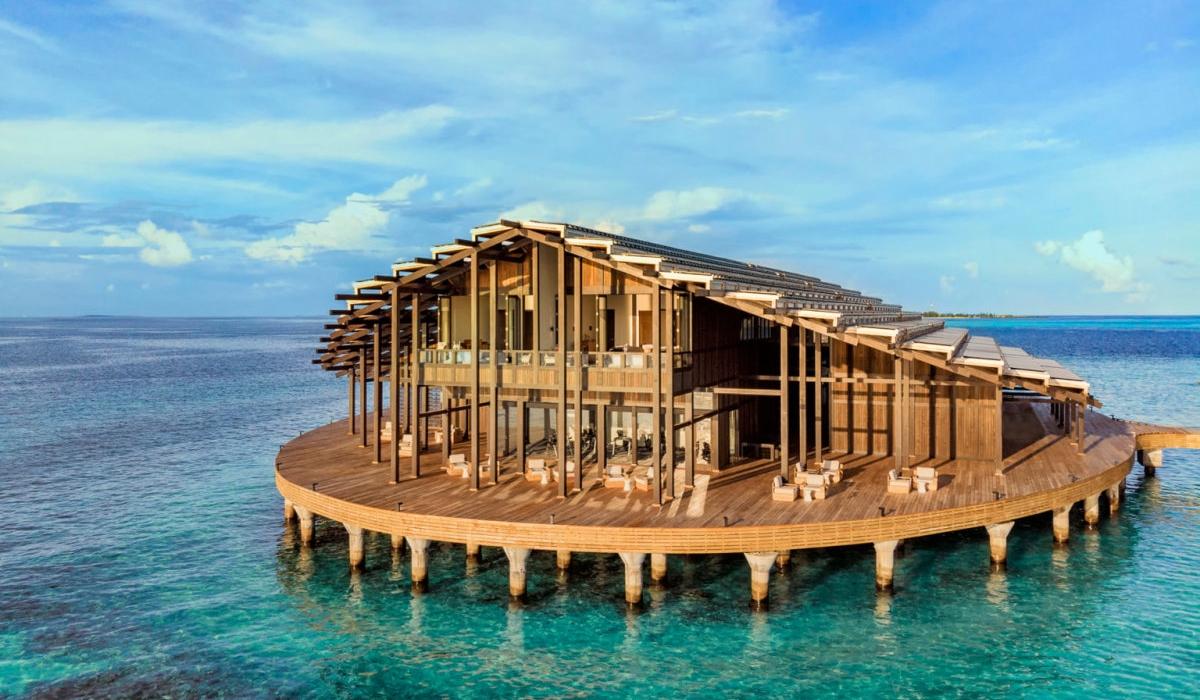 Este resort foi eleito o melhor hotel de luxo para 2019