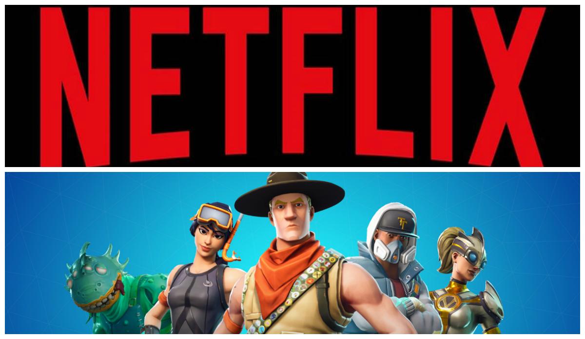 Netflix admite rivalidade com fenómeno Fortnite