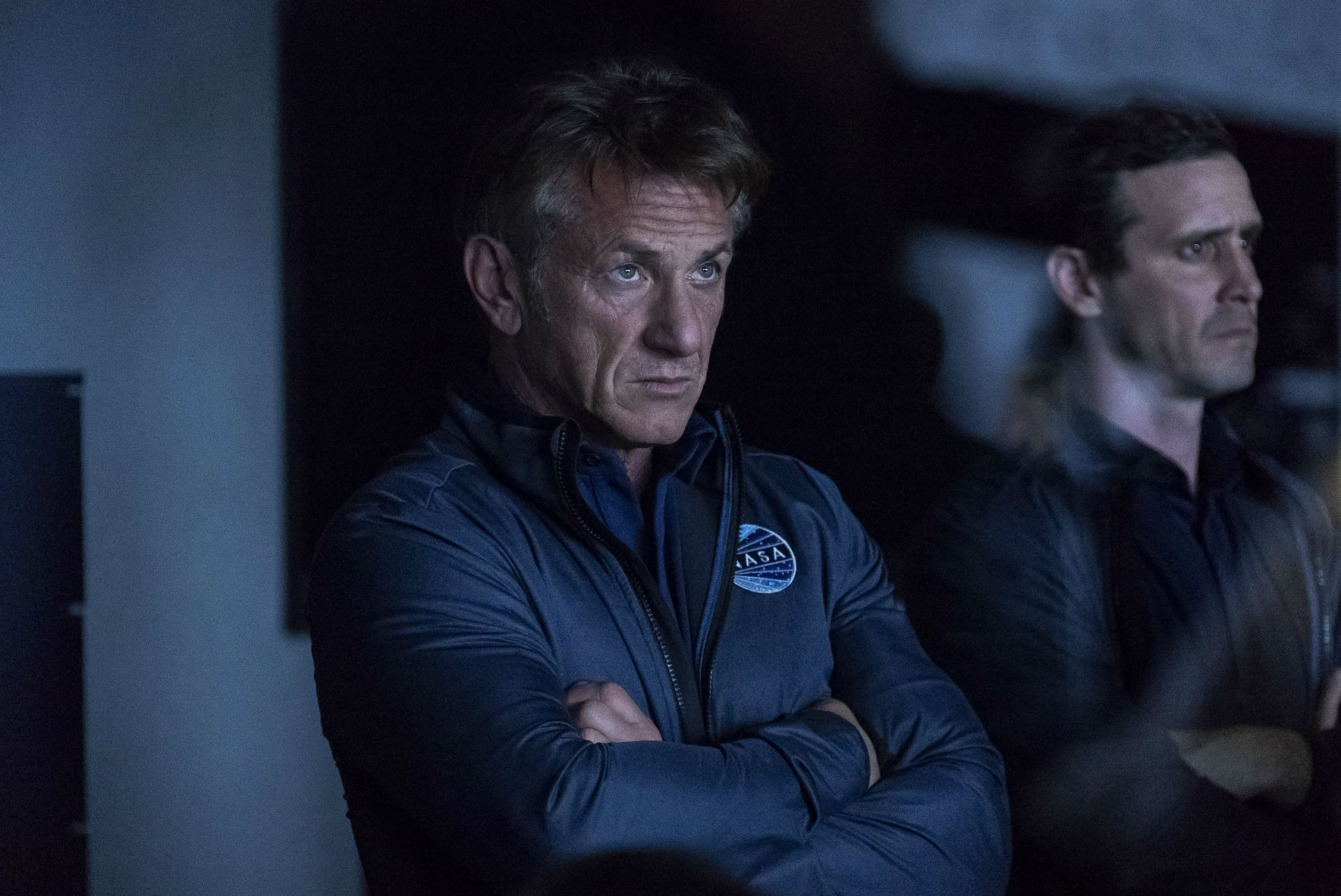 """Sean Penn e criador de """"House of Cards"""" juntos na primeira missão humana até Marte"""