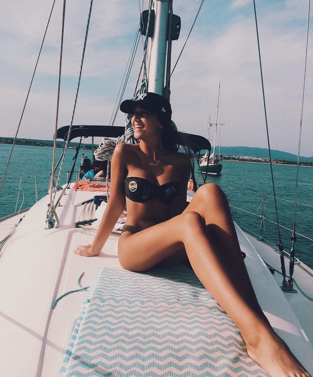 April Ivy é a nova namorada de Rúben Dias