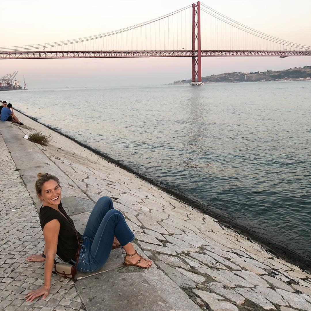 Bar Refaeli, a modelo que quer fazer com que todos esqueçam as mulheres portuguesas