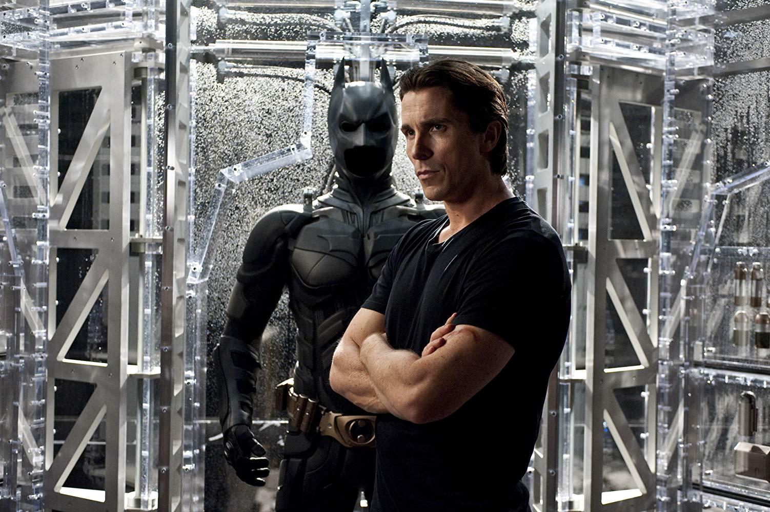 Christian Bale pede desculpa à mulher por aquilo que tem feito ao corpo em nome do cinema
