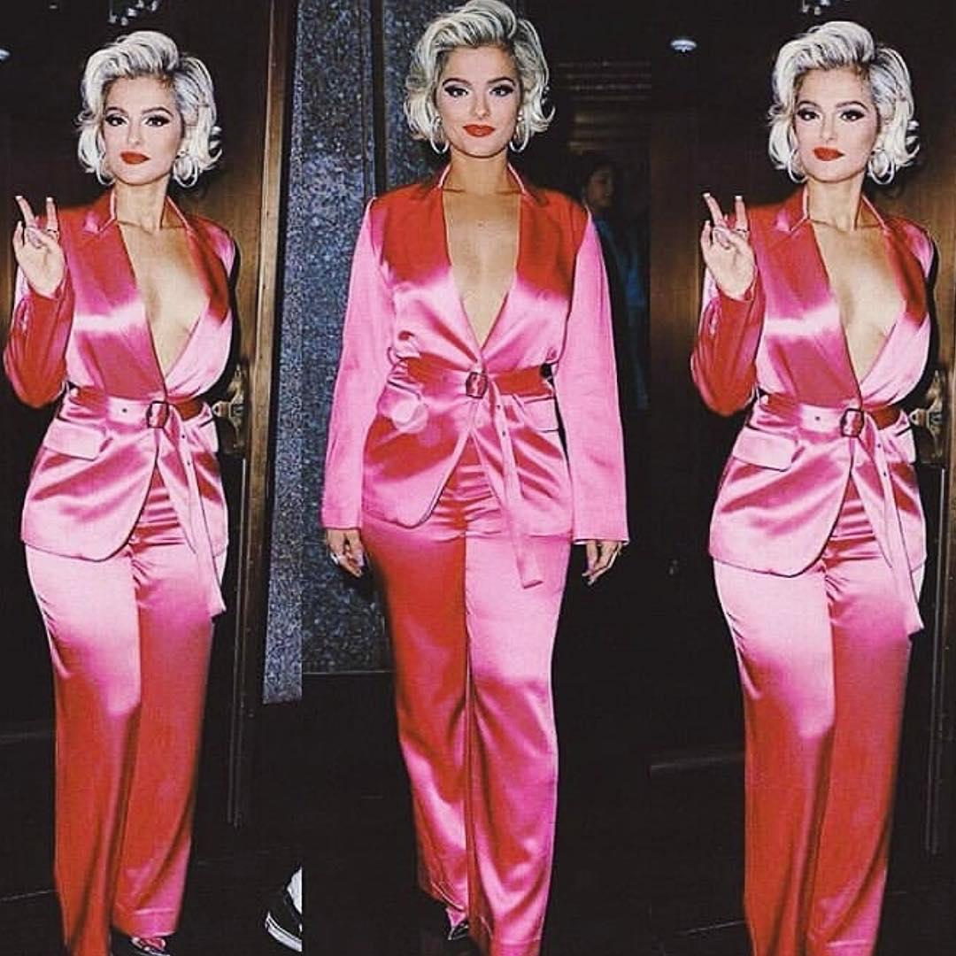 Bebe Rexha, a cantora que nenhum estilista quer vestir
