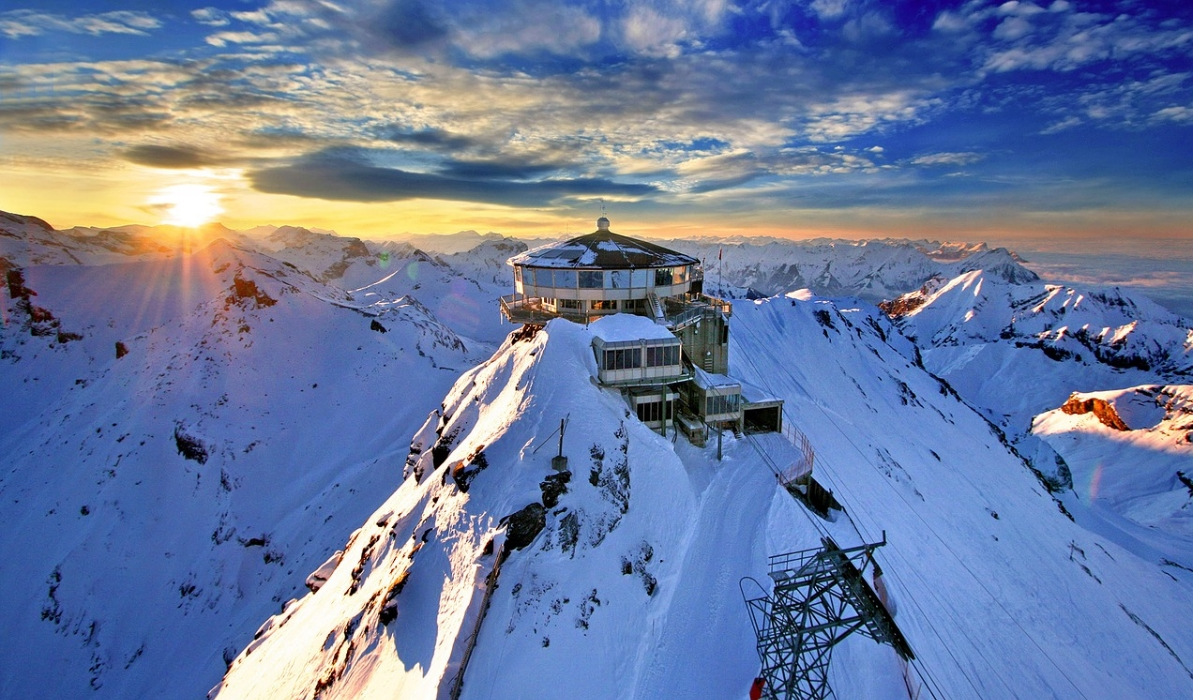 Os melhores destinos para fazer férias na neve