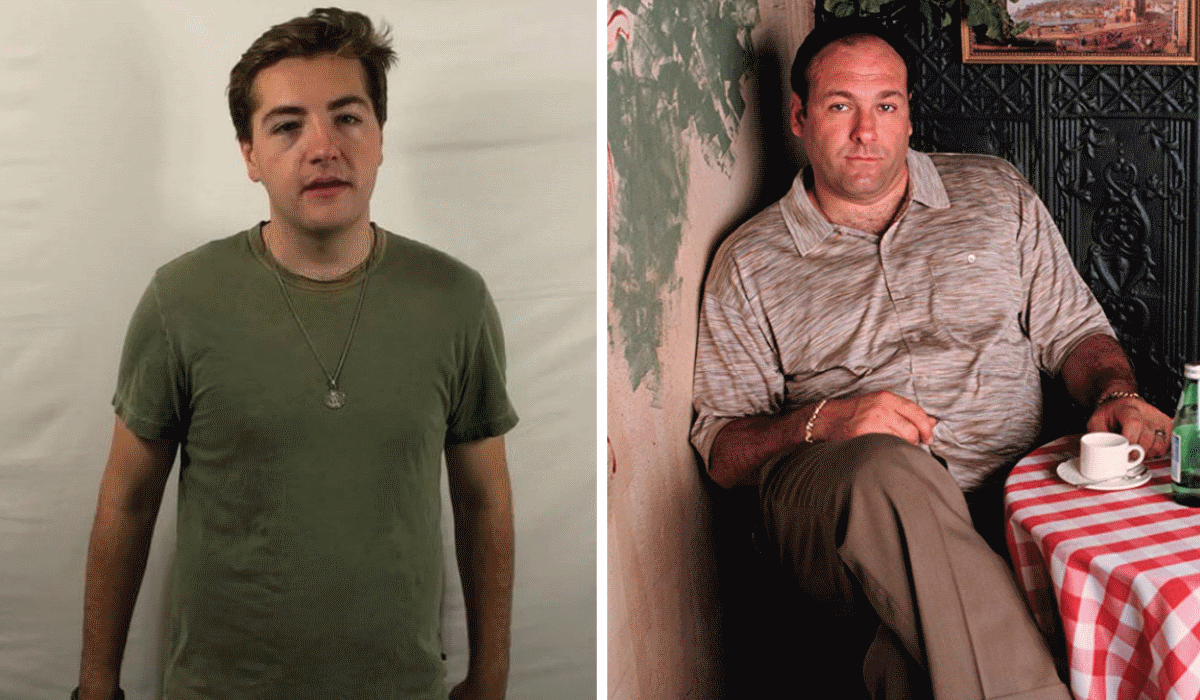 Depois de James Gandolfini, é o filho do ator que dá vida a Tony Soprano