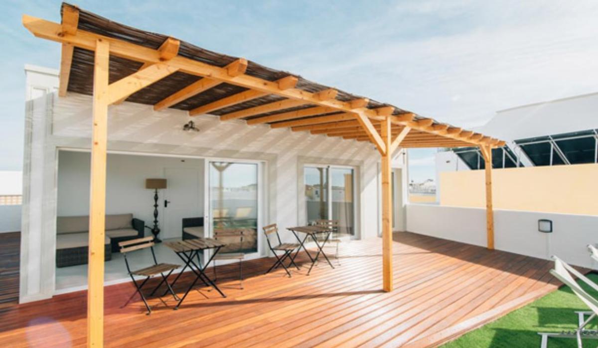 Casa Rosa, o pequeno hotel português que é exclusivo para solteiros