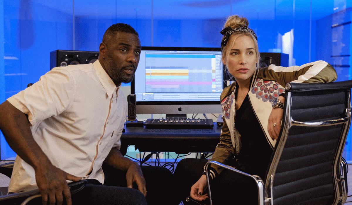 """Idris Elba é a estrela de """"Turn Up Charlie"""", a nova comédia da Netflix"""
