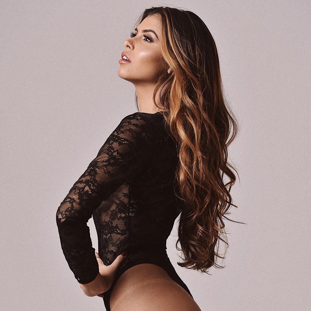 Isabella Arantes, a bailarina de Domingo do Faustão que encantou Neymar