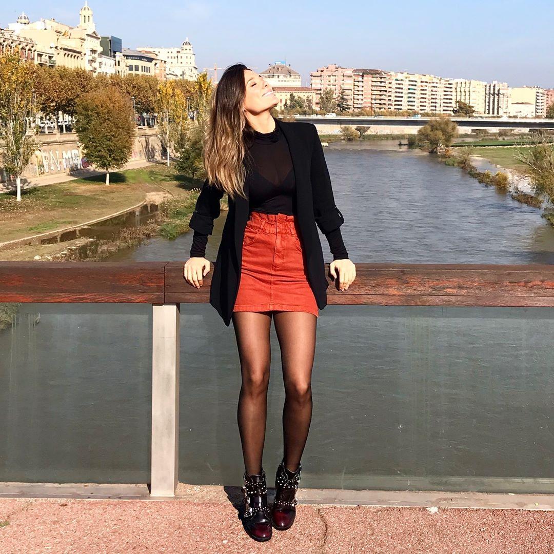Lorena Gómez, a nova cunhada de Sérgio Ramos que já deu início a uma polémica familiar