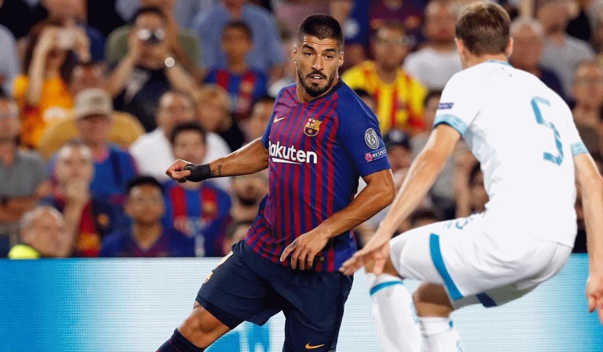 6 avançados que o FC Barcelona desperdiçou por culpa de Luis Suárez
