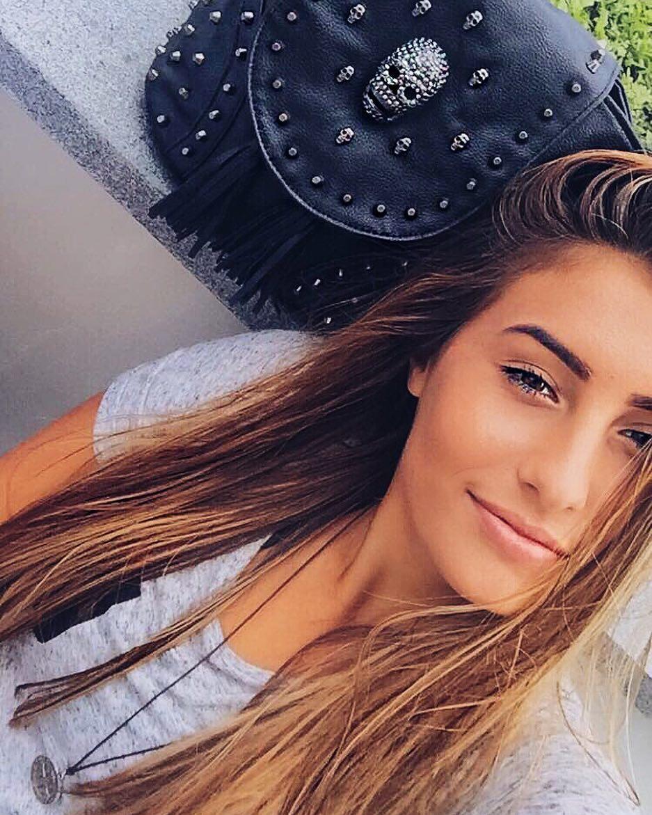 Sara Tomic, a mulher que acabou com a amizade dos tenistas Bernard Tomic e Lleyton Hewitt