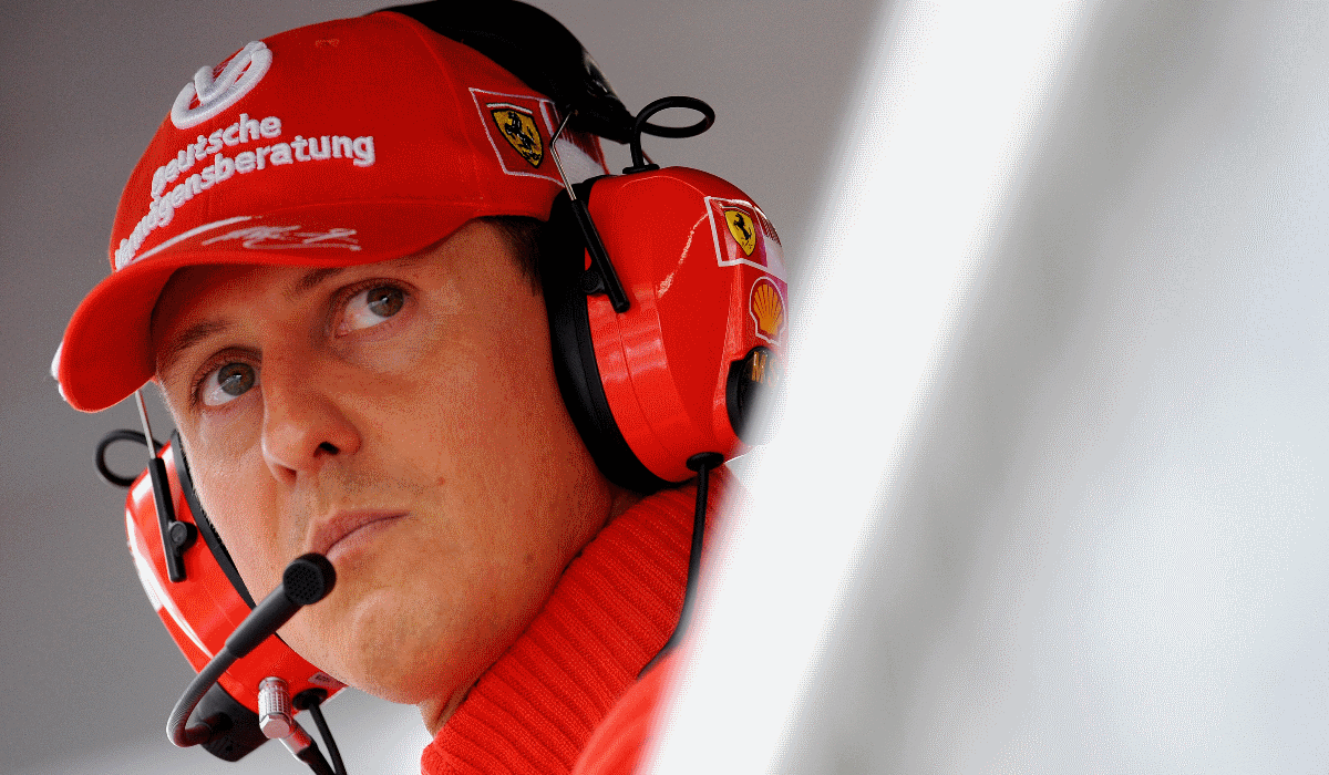 Estas são as 5 corridas mais marcantes de Michael Schumacher