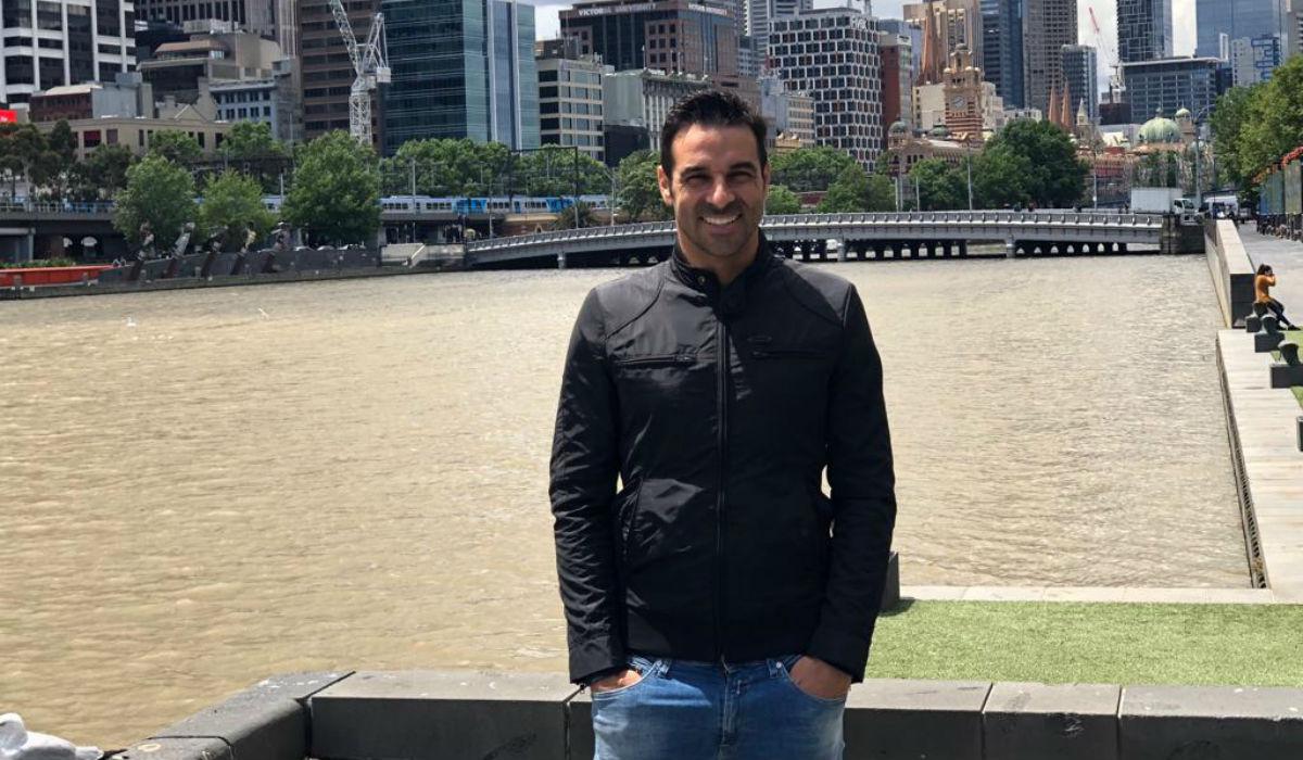 """Miguel Garcia: """"Os jogadores dos clubes pequenos são mais unidos. Não há vedetas"""""""