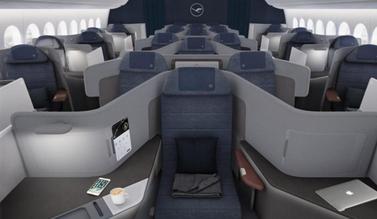 Viajar de avião com conforto e privacidade? Sim, é possível