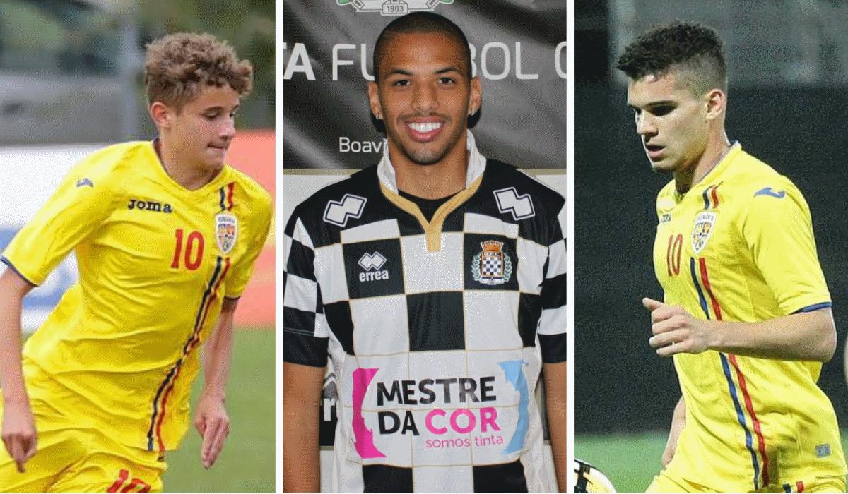 Popescu, Rivaldo e Hagi juntos na mesma equipa
