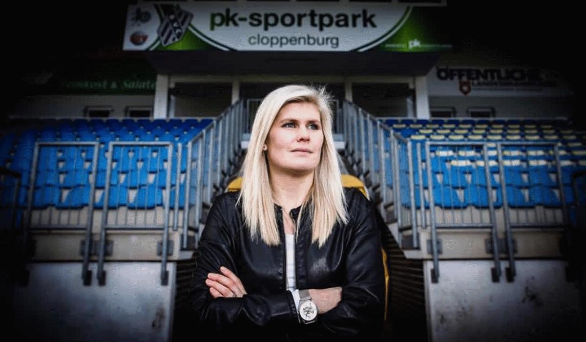 Imke Wübbenhorst, a treinadora de futebol que escolhe os titulares com base no tamanho do pénis