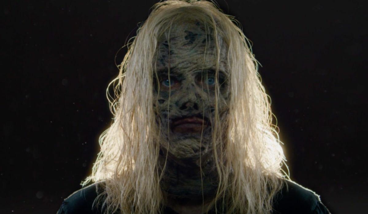 """A nova vilã da série """"The Walking Dead"""" vai dar pesadelos"""