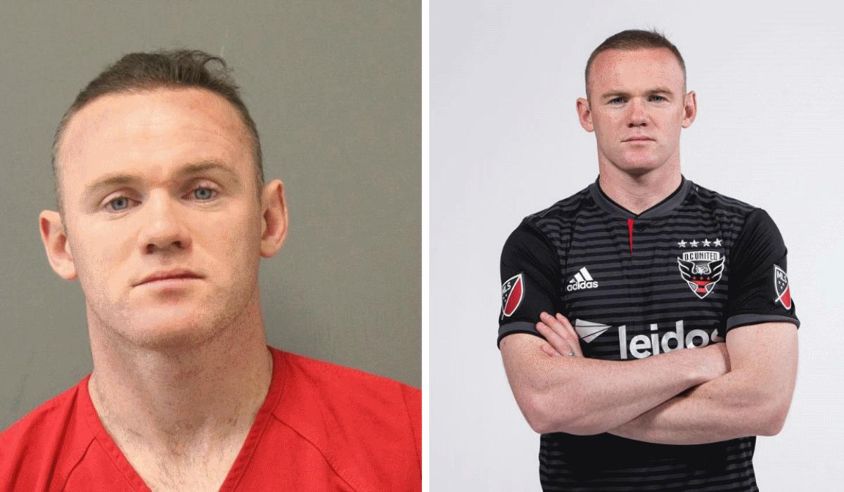 Wayne Rooney junta-se à lista de famosos que já tiraram a fotografia da vergonha