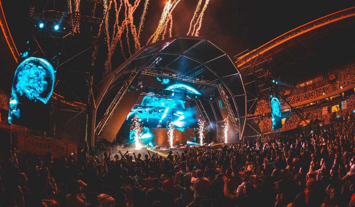 Braga recebe a 5ª edição do festival de música eletrónica Dancefloor