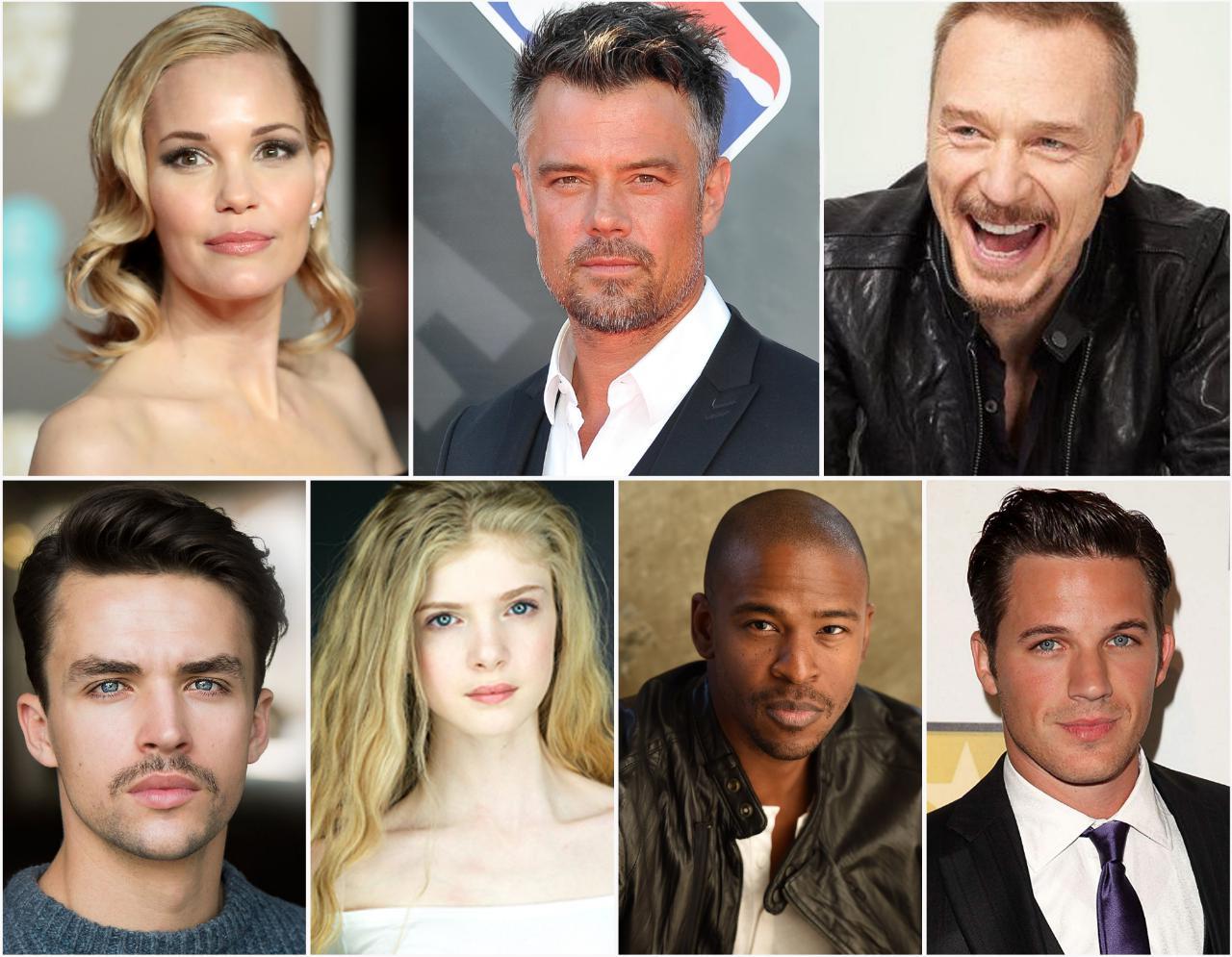 """Josh Duhamel e Leslie Bibb fazem parte do elenco de """"O Legado de Júpiter"""", a nova aposta da Netflix"""