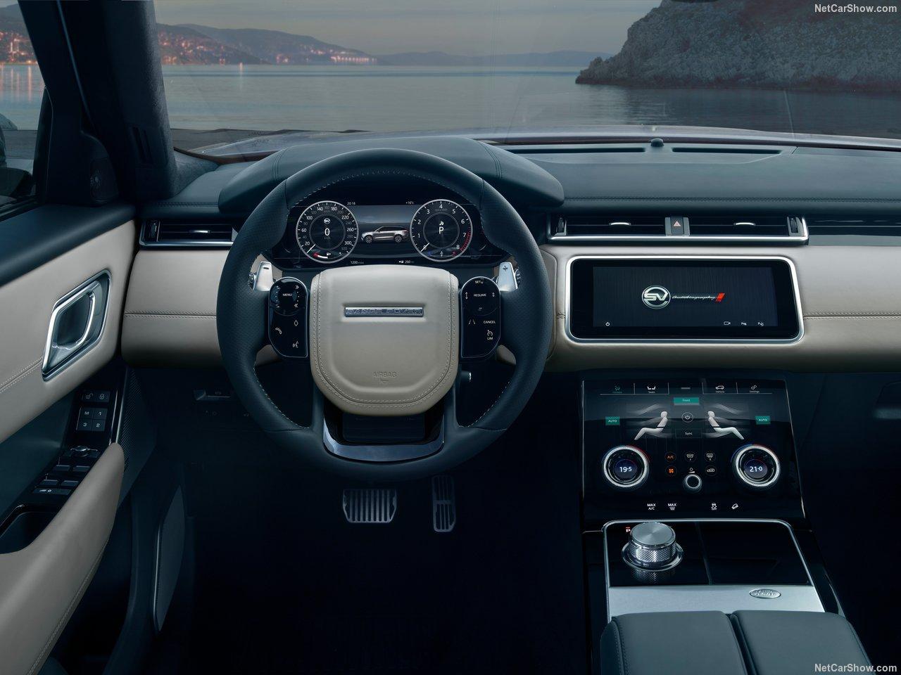 Range Rover Velar SVAutobiography Dynamic Edition, o SUV de 550 cavalos e muito luxo