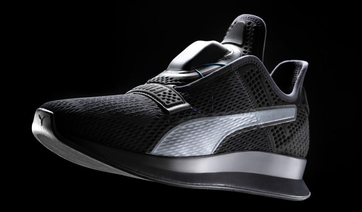 Depois da Nike, agora foi a vez da Puma apostar em ténis inteligentes