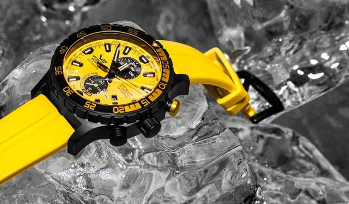 Expedition Everest, o relógio que não tem medo de aventuras extremas