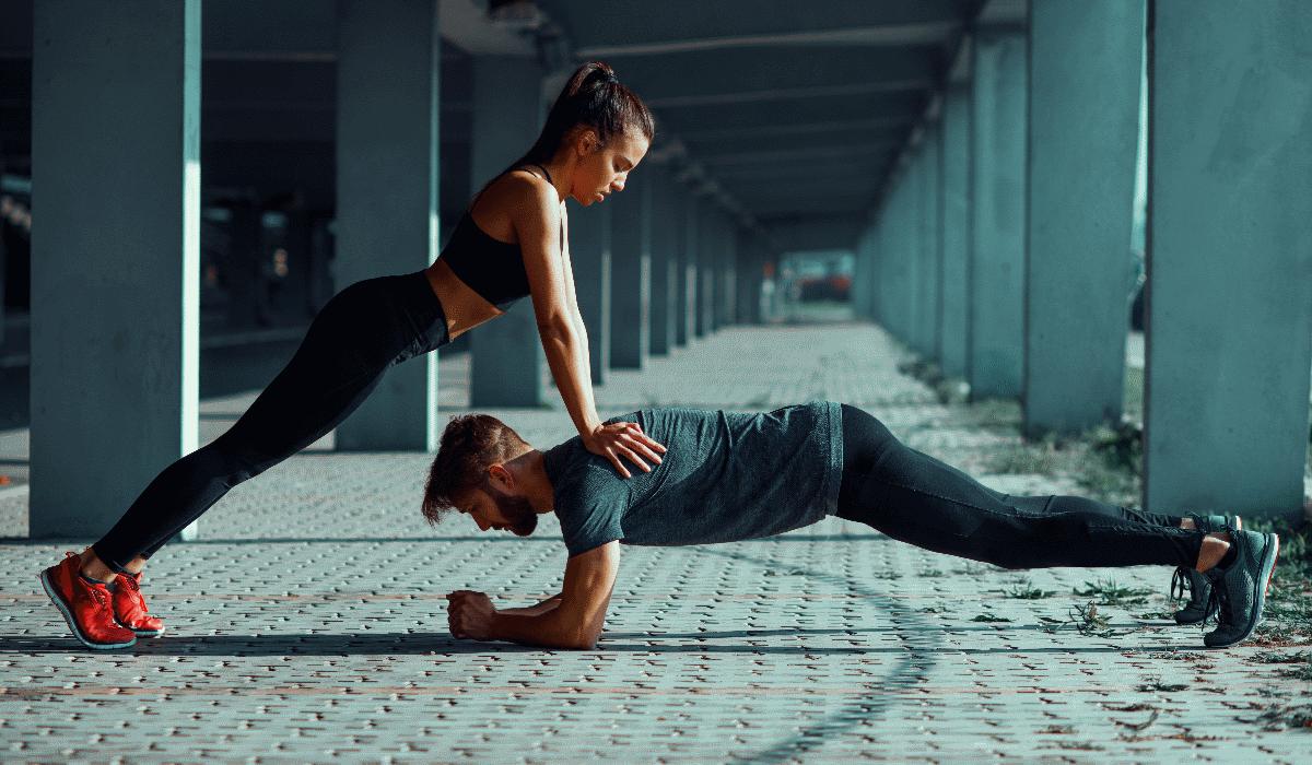 Casais que fazem exercício físico a dois têm mais relações sexuais