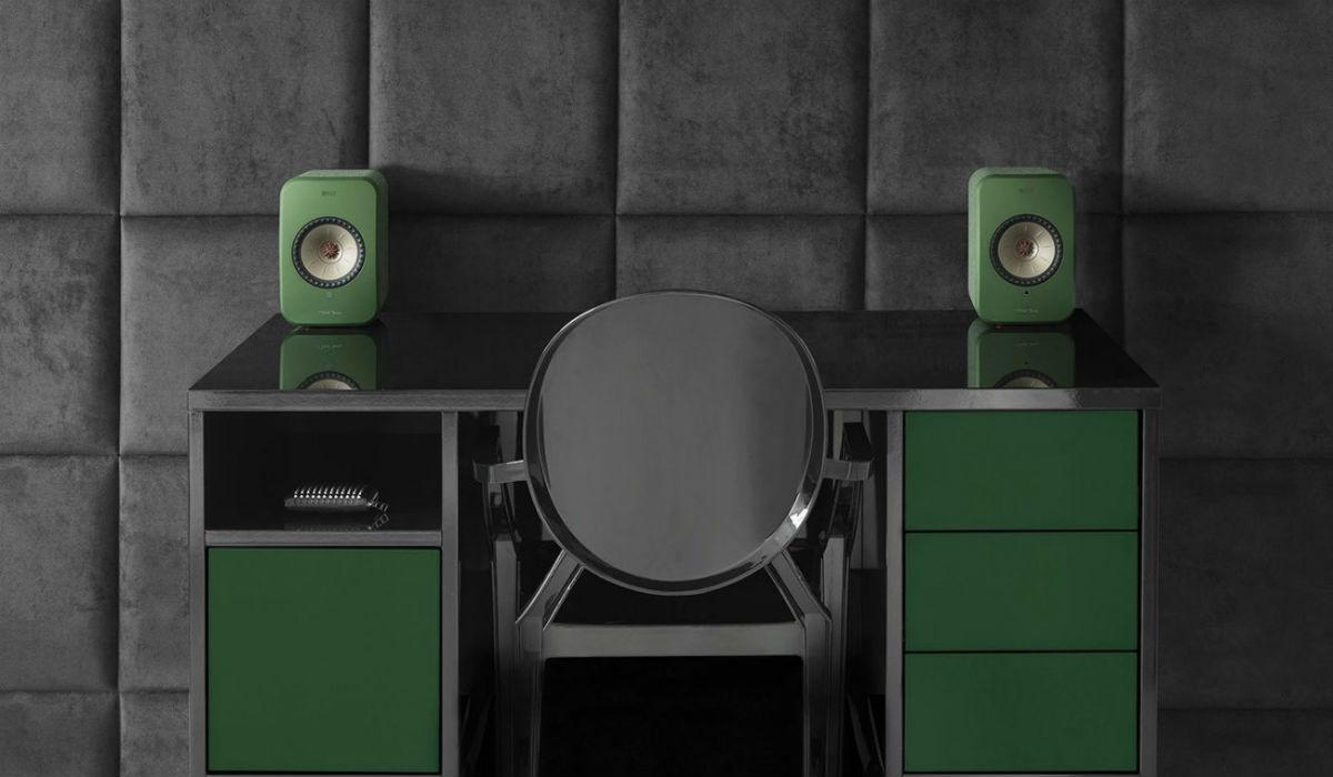 Duas colunas, um sistema completo e muita música para ouvir