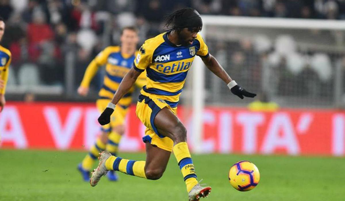 """Gervinho, de """"acabado"""" para o futebol a uma das estrelas da atual liga italiana"""