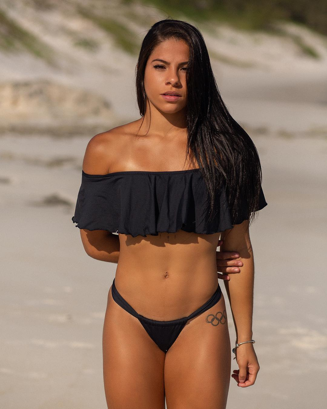 Ingrid Oliveira diz que fizeram com que o seu rabo valesse mais do que uma medalha olímpica